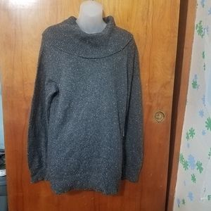Calvin Klein cowl neck women's sweater size large